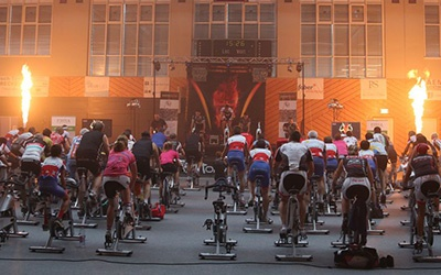 Indoor Cycling Events & Logistik